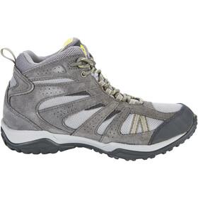 Columbia Dakota Drifter Mid Waterproof Shoes Damen light grey/sunnyside